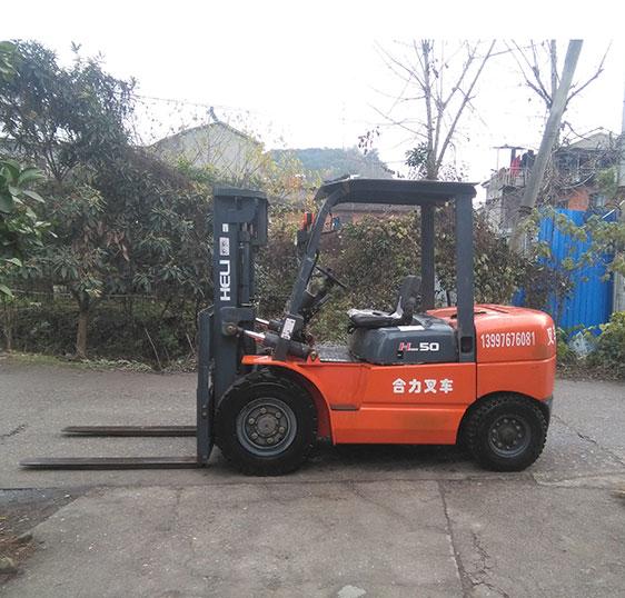 5吨3米叉车